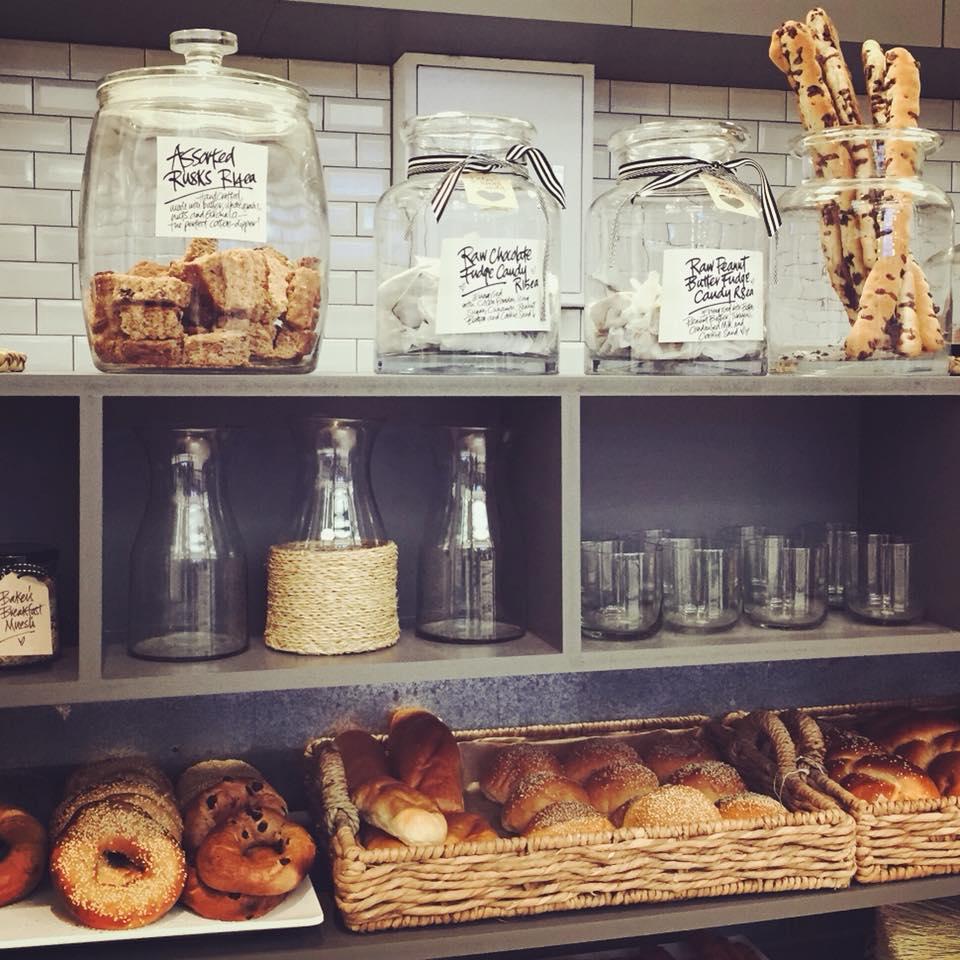 Cape Point bakery using Eureka Mills flour